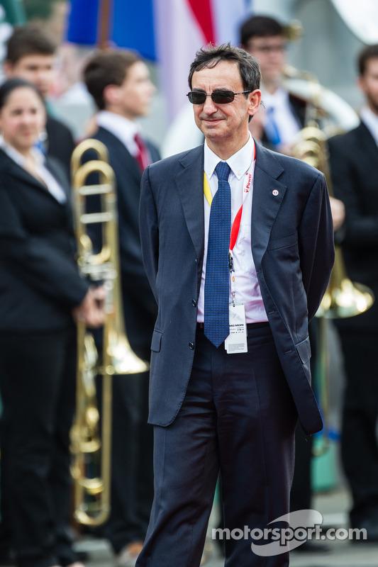 ACO President François Fillon