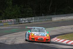 #112 Raceunion Teichmann Racing Porsche 911 GT3 Kupası: Dominik Brinkmann, Felipe Laser, Markus Palttala