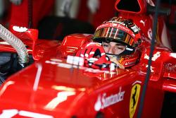 朱尔斯,比安奇,法拉利F14-T测试车手