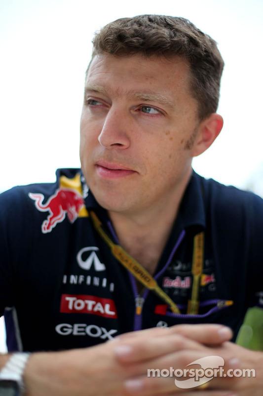 Joe Robinson, Red Bull Racing, Ingenieur