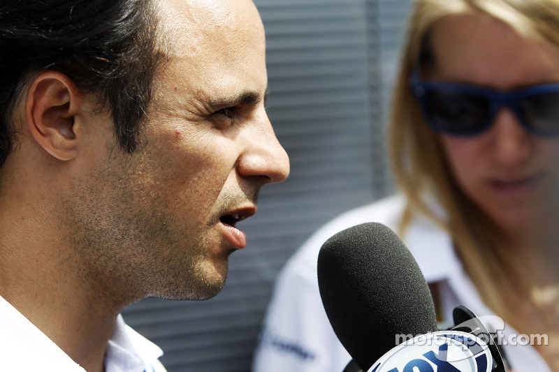Felipe Massa, Williams ve medya