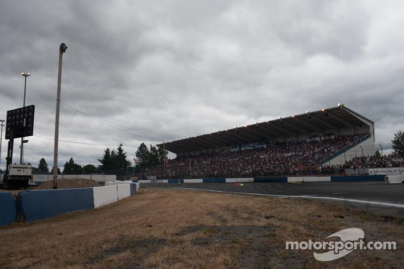 Evergreen Speedway