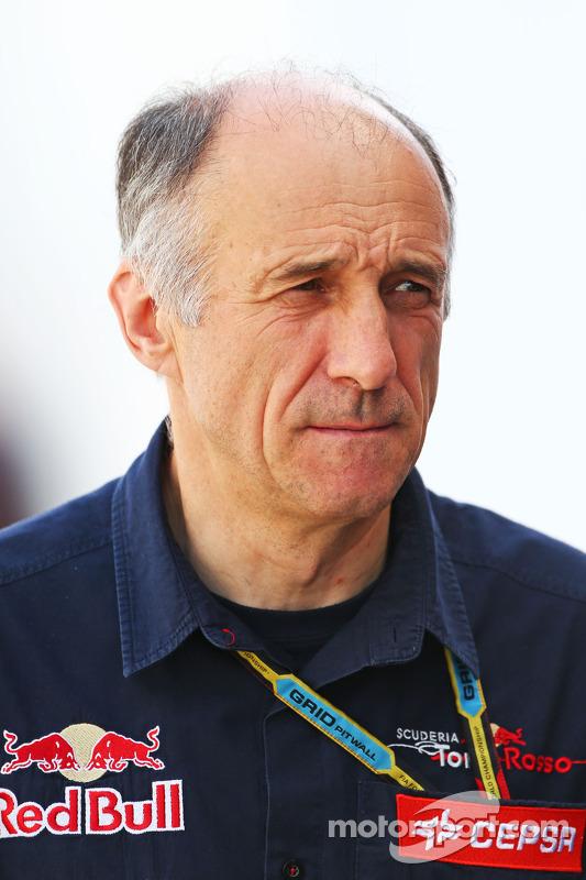 Franz Tost, Scuderia Toro Rosso, Teamchef
