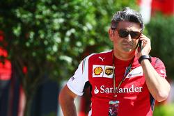Marco Mattiacci, Ferrari Takım Müdürü