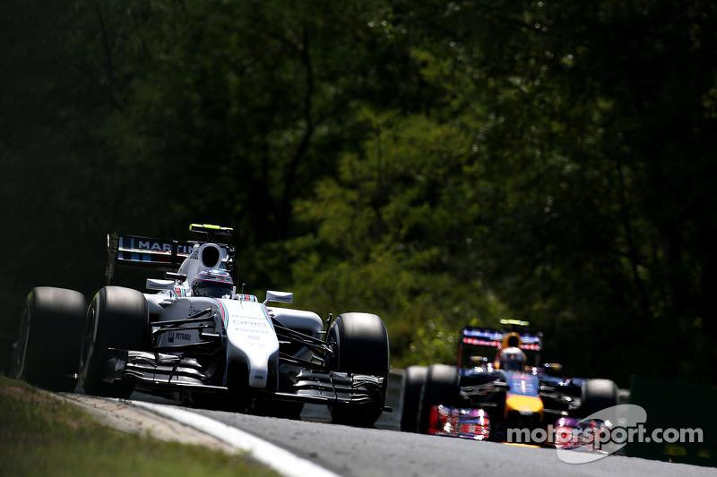 Valtteri Bottas , Williams F1 Team