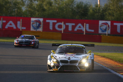 #66 BMW Sports Trophy Team Marc VDS BMW Z4: Maxime Martin, Augusto Farfus, Jorg Muller