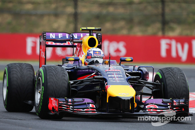 2014: Даниэль Риккардо, Red Bull-Renault RB10