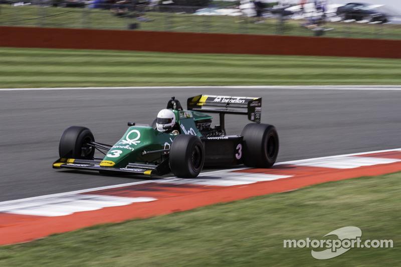 #3 Tyrrell 12: Ian Simmonds