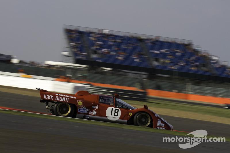 #18 法拉利 512M: Paul Knapfield, 杰米·坎贝尔-瓦尔特