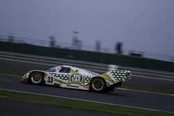 #33 Porsche 962: Henrik Lindberg