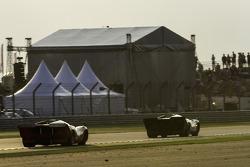 #142 Lola T70 Mk3B: Francesco Castellaci, Richard Meaden