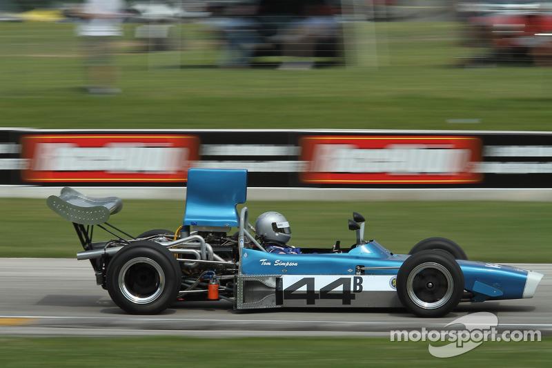 #144 1972 McKee Mk18: 汤姆·辛普森