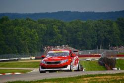 #38 起亚 Racing/Kinetic Motorsports 起亚 Optima: 马克·威尔金斯