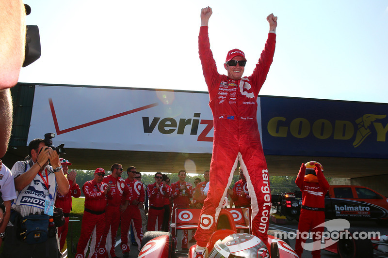 Scott Dixon, Mid-Ohio (5x: 2007, 2009, 2011-2012, 2014)