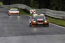 #45 Saxon Motorsport BMW 150 GTR: Nick Barrow, Richard Corbett