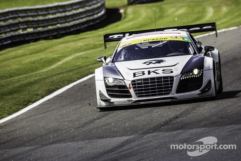 #21 Simpson Motorsport 奥迪 R8 LMS GT3: 彼得·库克, 弗兰克·贝利