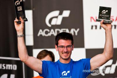 Europees GT Academy 2014 kampioenschap
