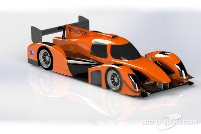 Ginetta-Juno LMP3赛车