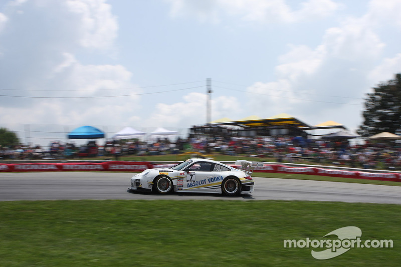 Jim Taggart, Porsche GT3R