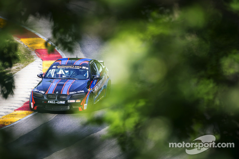 #47 Fall-Line Motorsports 宝马 M3: Jack Kachadurian, Mark Boden