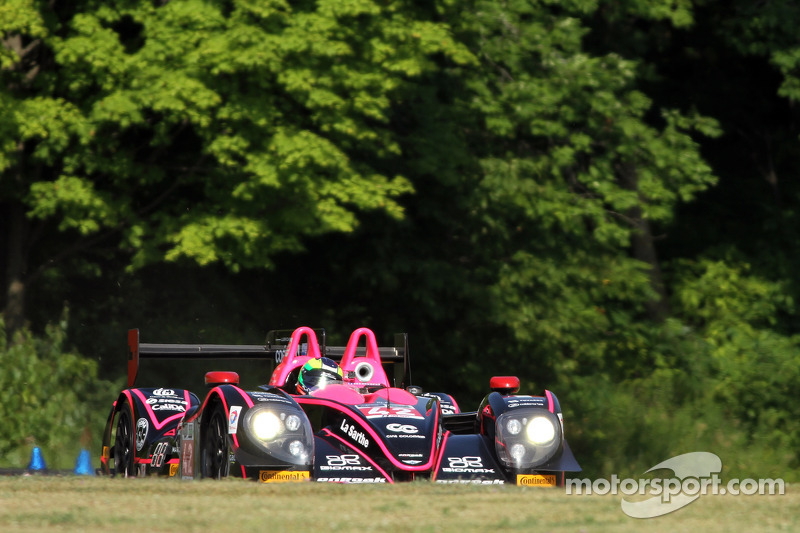 #42 OAK Racing 日产 摩根: 古斯塔沃·亚卡曼, 奥利弗·普拉