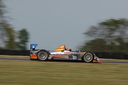 #08 RSR Racing Oreca FLM09 Chevrolet: Chris Cumming, Jack Hawksworth