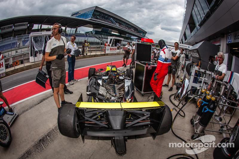 Van Amersfoort Racing Dallara F312 Volkswagen