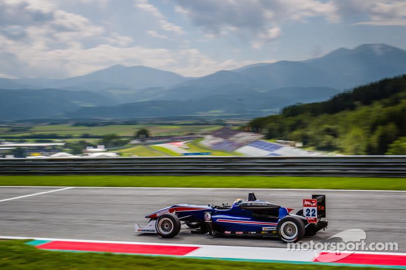 Hector Hurst, Squadra Ovest-TecF3 Dallara F312 Mercedes