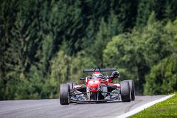Nicholas Latifi, Prema Powerteam Dallara F312 梅赛德斯