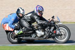 Russell Bleach and Daniel Reilly BMW 980cc