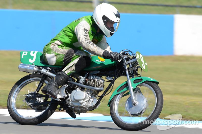 Edward Cheetham, Honda 200cc