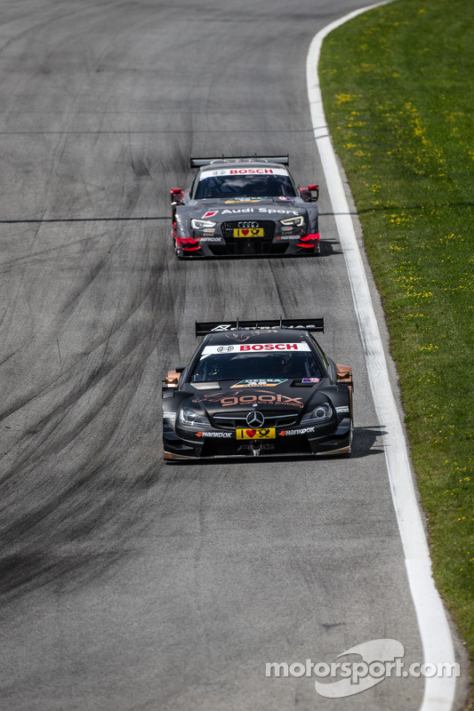 Pascal Wehrlein, HWA Mercedes DTM AMG C-Coupé