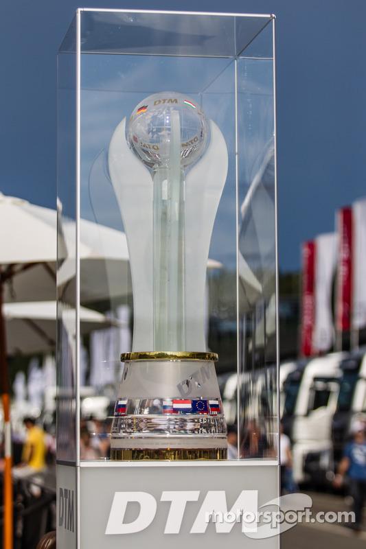 DTM troféu do campeonato