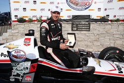 Vainqueur: Will Power, Team Penske Chevrolet