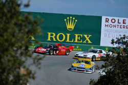 Group 6B at the top of the Corkscrew