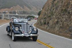 1935 Pierce Arrow 1245 Convertible Coupe
