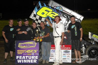 American Sprint Car Series: Park Jefferson Speedway