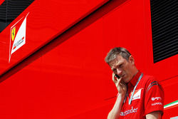 James Allison, Techniascher Direktor Chassis, Ferrari