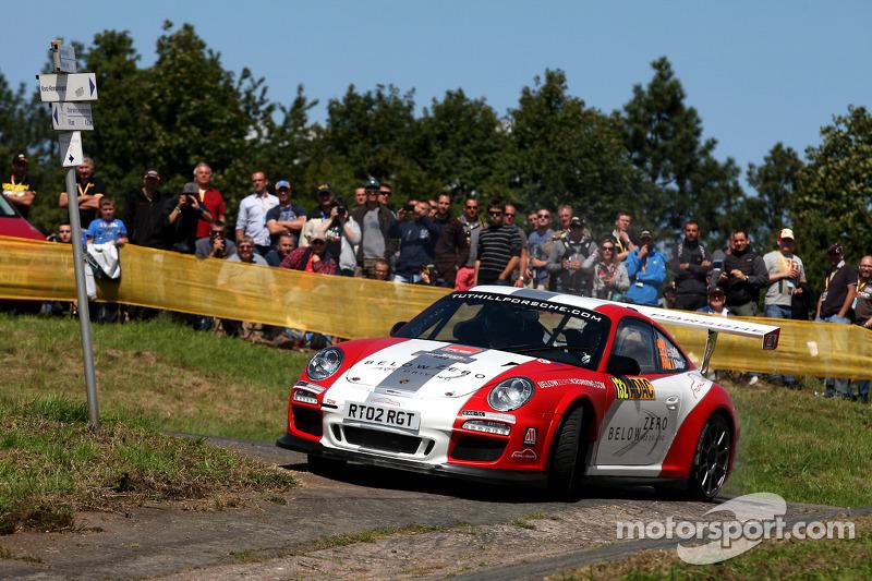 Richard Tuthill and Stéphane Prévot, Porsche GT3