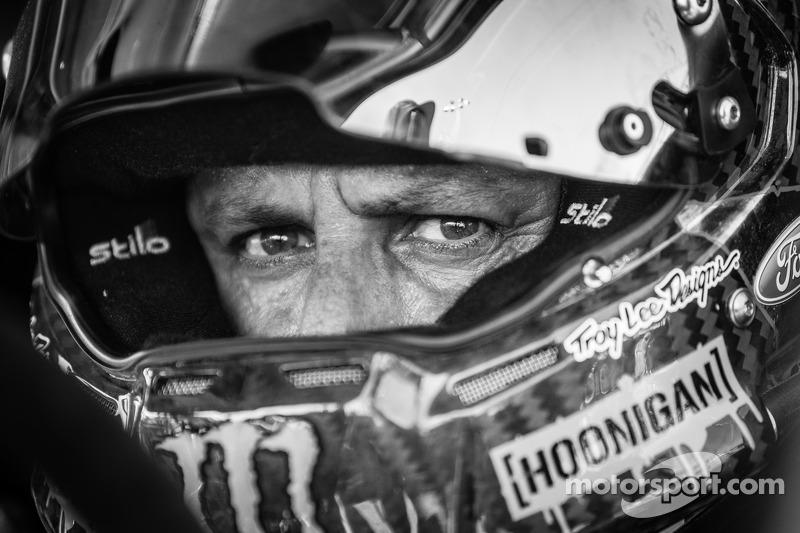 #43 Hoonigan Racing Division 福特嘉年华 ST: 肯·布洛克