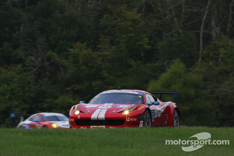 #63 Scuderia Corsa 法拉利 458 Italia: 亚历山德罗·巴尔赞 & 杰夫·韦斯特法尔