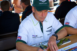 Butch Leitzinger from Dyson Racing Team Bentley