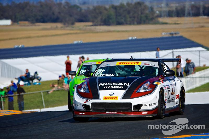 #07 Monsoon Motorsports 日产 370Z: 布莱恩·克利曼
