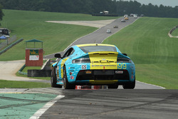 #99 Automatic Racing 阿斯顿马丁 Vantage: 罗伯·埃克林, 斯蒂夫·菲利普斯