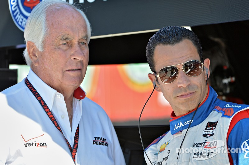 Helio Castroneves, Penske Racing Chevrolet ve Roger Penske