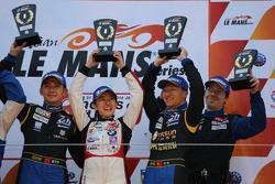 #1 Oak Racing Team Total Morgan-Judd: Ho-Pin Tung, David Cheng, Keiko Ihara