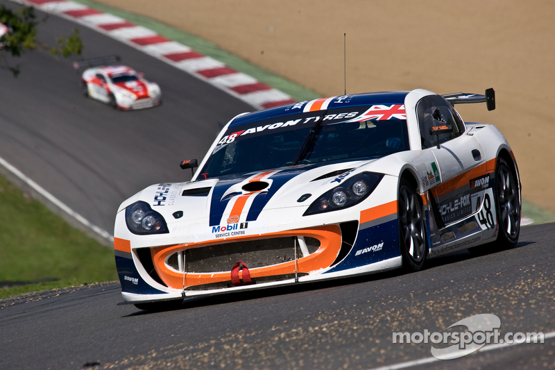 #48 Fox Motorsport G55 Ginetta GT4: Paul McNeilly Jamie Stanley