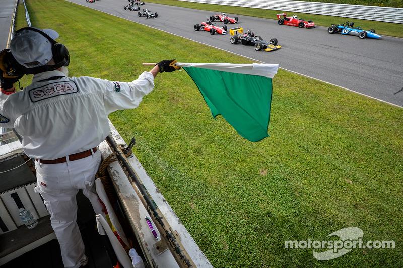 Formula Libre- Gruppo 6 ottiene il verde