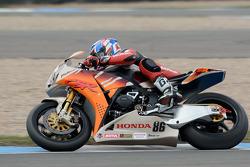 英国超级摩托车:多宁顿站