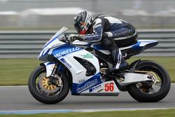 John Ingram, Morello Racing